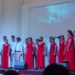 The Voice of Cebu currently performing choralconcert iec2016